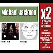 X2:Off the Wall/Invincible: Michael Jackson