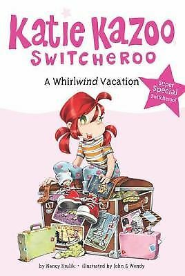 Katie Kazoo, Switcheroo Ser.: A Whirlwind Vacation No. 2 by Nancy Krulik...