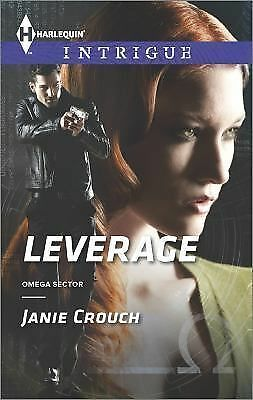 Leverage (Omega Sector): Crouch, Janie
