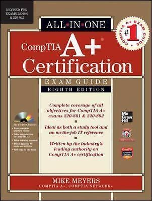 CompTIA A+ Certification All-in-One Exam Guide   ( PDF EBook )