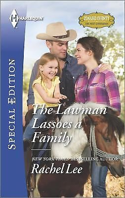 The Lawman Lassoes a Family (Conard County: The Next Generation): Lee, Rachel