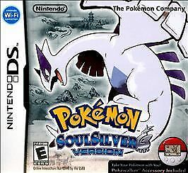 Pokémon: SoulSilver Version (Nintendo DS, 2010)
