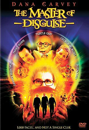 The Master of Disguise (DVD, 2003)