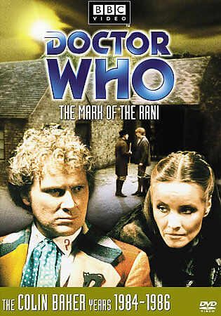 Doctor Who - The Mark of the Rani (DVD, 2006)