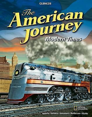 The American Journey : Modern Times by Glencoe McGraw-Hill