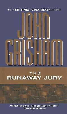 The Runaway Jury by John Grisham (1997, Hardcover)