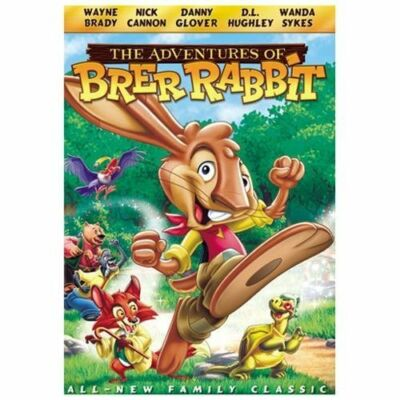 The Adventures of Brer Rabbit (DVD, 2006)