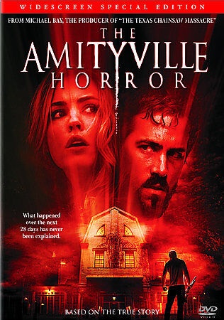 The Amityville Horror (DVD, 2005, Widescreen)
