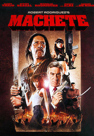 Machete (DVD, 2011)