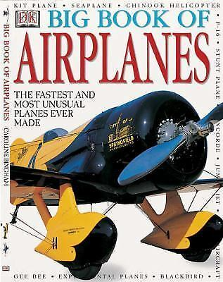 Big Book of Airplanes: DK Publishing