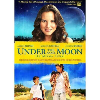 New Under The Same Moon Widescreen DVD