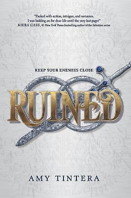 RUINED by Amy Tintera (05/03/2016, PBCK-- ARC