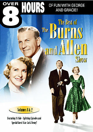 The Best of the Burns and Allen Show, Vol. 1 and 2: Burns, George