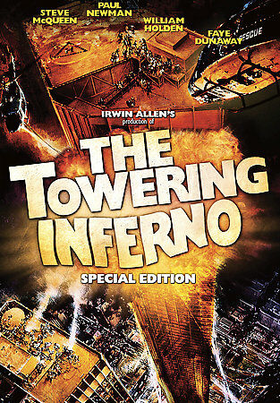 TOWERING INFERNO-SPECIAL EDITION (DVD/2 DISC/WS/SENSORMATIC):