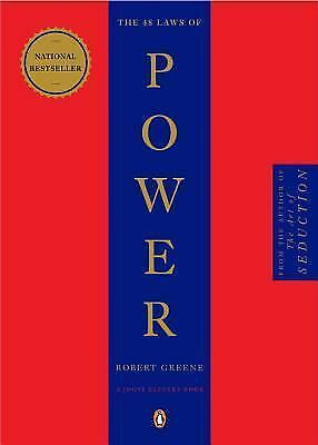 The 48 Laws of Power by Robert Greene (2000 Soft Cover 1st Edition) Very Good