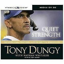 Quiet Strength : The Principles Practices and Priorities of a Winning Life 4 CDs