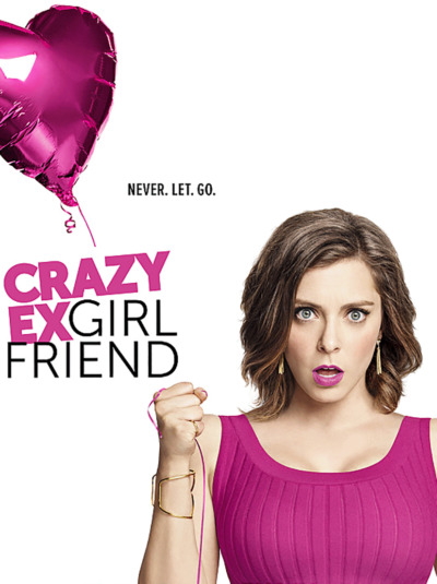 CRAZY EX-GIRLFRIEND pilot script signed by RACHEL BLOOM