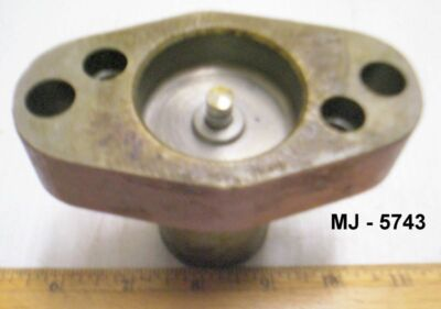 Metal Flange Housing / Bracket with Plunger Pin