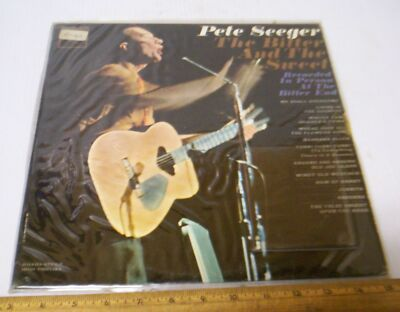Pete Seeger - The Bitter And The Sweet