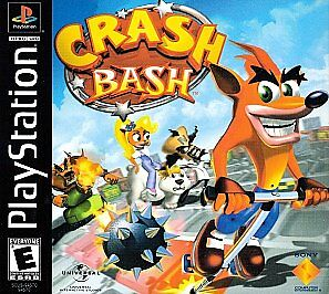 Crash Bash - PlayStation by