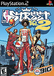 NBA Street Volume 2 - PlayStation 2 by