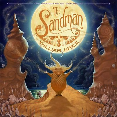 The Sandman: The Story of Sanderson Mansnoozie (The Guardians of Childhood) by