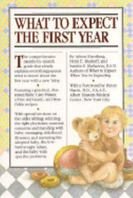What to Expect the First Year, Arlene Eisenberg, Good Book