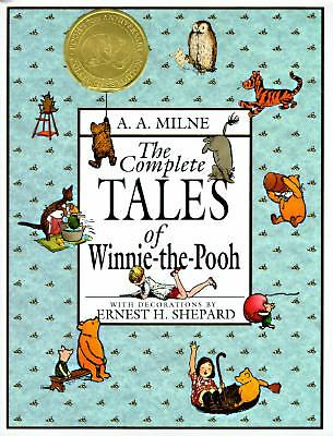 The Complete Tales of Winnie-the-Pooh, A. A. Milne, Acceptable Book