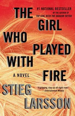 The Girl Who Played with Fire (Vintage), Stieg Larsson, Good Book