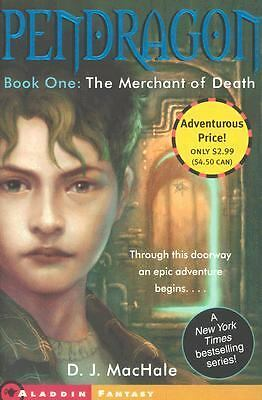 The Merchant of Death Bk. 1 by D. J. MacHale 2005 PB $2.99