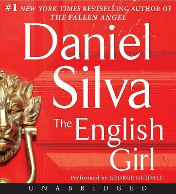 The English Girl CD (Gabriel Allon) by Guidall, George
