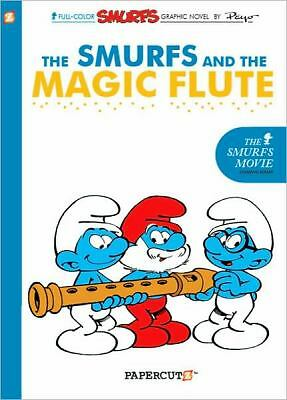 The Smurfs and the Magic Flute 3 by Yvan Delporte (2010, Hardcover)