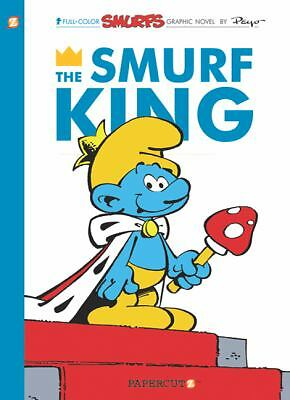 The Smurf King 3 by Yvan Delporte (2010, Hardcover)