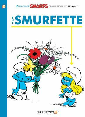 The Smurfette No. 4 by Peyo and Yvan Delporte (2011, Hardcover)