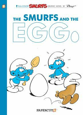The Smurfs and the Egg 5 by Peyo Peyo and Yvan Delporte (2011, Hardcover)