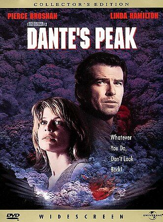 Dante's Peak - Collector's Edition by