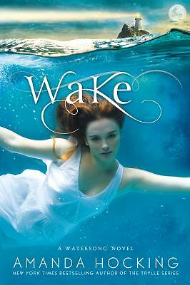 Wake (Watersong) by Hocking, Amanda