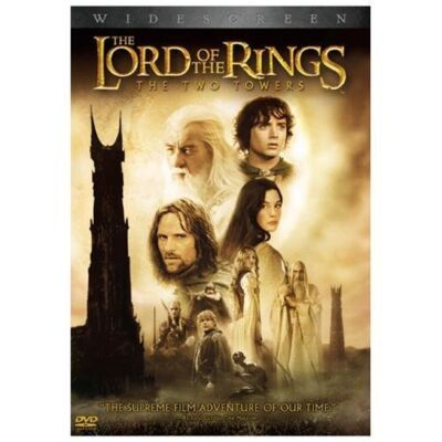 The Lord of the Rings: The Two Towers (Widescreen Edition), Very Good DVD, Sean