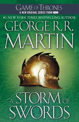 A Storm of Swords: Book Three of A Song of Ice and Fire (A Song of Ice and Fire,