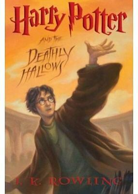 Harry Potter and the Deathly Hallows (Book 7), J. K. Rowling, Very Good Book