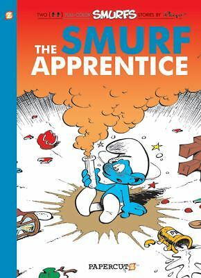 The Smurfs #8: the Smurf Apprentice 8 by Peyo, Gos, Yvan Delporte and...