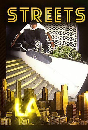 Streets: Los Angeles by Chico Brenes, Greg Lutzka, Guy Mariano, Jereme Rogers