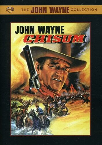 CHISUM (DVD/WS-2.35/ENG-FR-JAP-SP SUB) by