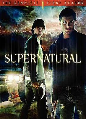 Supernatural: Season 1 by Jared Padalecki, Jensen Ackles