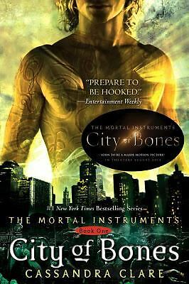 City of Bones (Mortal Instruments), Cassandra Clare, Good Book