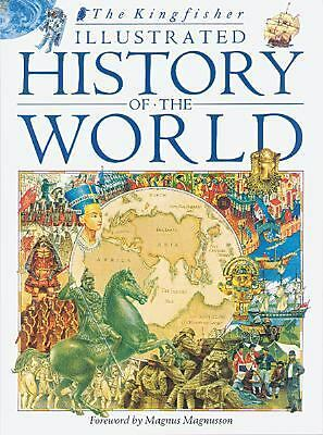 The Kingfisher Illustrated History of the World, Charlotte Evans, Good Book