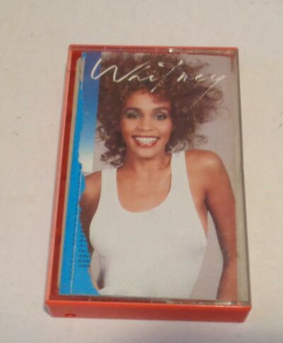 "Whitney Houston ""Whitney"" Cassette Arista"