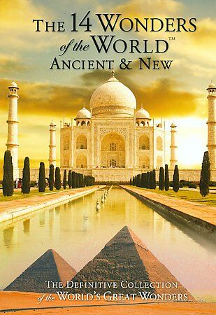 The 14 Wonders of the World ancient and new by