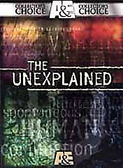 The Unexplained Boxed Set, Very Good DVD, ,