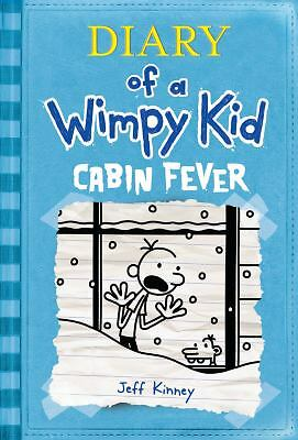 Diary of a Wimpy Kid: Cabin Fever, Jeff Kinney, Acceptable Book